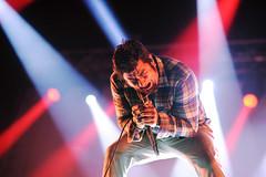 Deftones (Chino Moreno) (oscarinn) Tags: music rock mexico concert mexicocity deftones pepsicenter chinomoreno lastfm:event=3908246