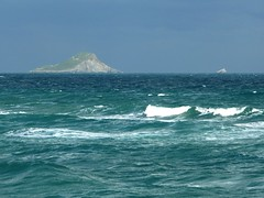 mar (E. Zamora) Tags: blue espaa azul marina island mar spain europa panasonic murcia tormenta olas isla mediterrneo isola dmctz3 panasonicdmctz3 comunidaddemurcia
