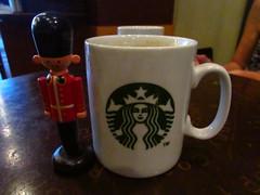 Percy 11/365 (alexinatempa) Tags: cup coffee georgetown starbucks malaysia mug penang