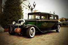 Oldtimer (bjoern09) Tags: auto old green art car canon lens eos rust mark alt free ii l 5d oldtimer usm grn 1740 ep europapark bellrock f4l ef1740 ef1740mm 5dmarkii 5d2 5dii 5dmkii 5dmk2 5dmark2