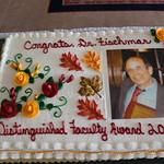 Dr. Fischmar's cake.