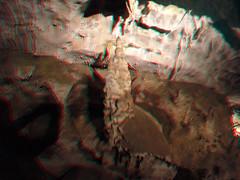 St Beatus Caves (3D anaglyph) (Christian Natiez) Tags: schweiz switzerland 3d anaglyph september caves bern cave berne höhle berneroberland tropfsteinhöhle 2014 höhlen dripstone redcyan tropfstein dripstonecave