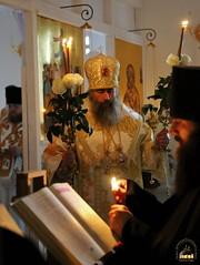 5. Первое богослужение в с.Никольское