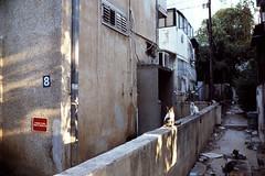 Tel Aviv (dennibraun) Tags: film israel telaviv slide slidefilm nokton voigtländer 35mmf14 bessar2a agfaprecisact