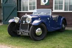 1937 Morgan 4-4 (davocano) Tags: brooklands jk7246