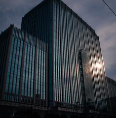 Unuversity Building (Mule67) Tags: university 2015 japan tokyo ikebukuro 5photosaday