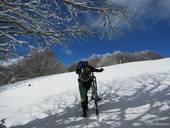 IMG_1538 (BiciNatura) Tags: bicinatura mountain bike mtb monte aspra all snow