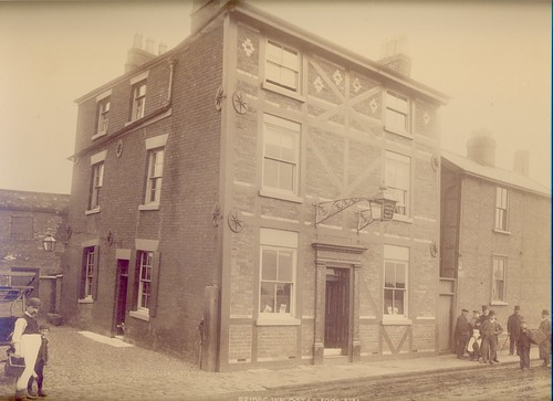 Bridge Inn, 9 London Road – 1891