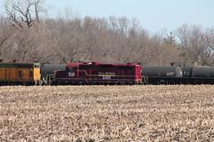 IANR 2003 (CC 8039) Tags: ianr trains gp20 manly iowa