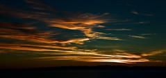 La hora dulce-Sweet hour (portalealba) Tags: nerja axarquía málaga andalucía españa spain atardecer sunset sol nubes portalealba pentax pentaxk50
