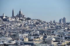 Montmartre, Paris (víctor patiño george) Tags: paris montmartre paname villedeparis france francia europa europe vpg victorpatiñogeorge nikon d3200 nikond3200 tamron tamron18200 18200 architecture arquitectura ciudad foto photo color sacrecoeur