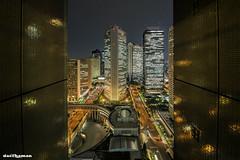 Night View (daccha) Tags: night nightscape nightphoto city cityscape landscape building architecture tokyo japan hdr 東京 日本 nikon sigma