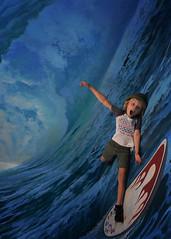 Wave (megahan7) Tags: artvo melbourne australia hilarious