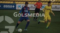 Villarreal CF C 1-0 CD Almoradí (08/03/2017), Jorge Sastriques