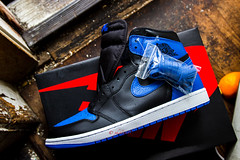 Air Jordan 1 Retro High OG 'Royal' 2017 (PJC Photography) Tags: sigma1750mm airjordan1 airjordan1royal royal classic 1985 nike