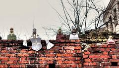 DSC00400_HDR (Chris Belsten) Tags: hanseatic wall hansa medieval walledcityteutons prussia torun gothic oldtown poland brick centraleurope europeanhistory prussian walledtown city stockcategories