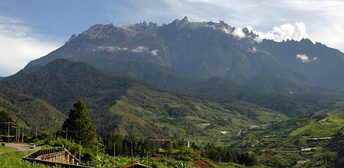 Mt Kinabalu Borneo