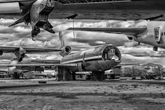 ATI-DeathRow (Botterman Bram) Tags: aviation death row arizona tucson marana pinal airpark dc10 boeing 747 scrap boneyard