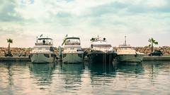 Luxury! (seenbyalex) Tags: alexanderschulz balearen calanova harbor jointhecrew lumixg7 lumixg70 luxury mallorca meer nokton25mm ocean palmademallorca panasonic port sailboat sailing see seenbyalex segelboot segeln segeltörn spain voigtländer yacht palma illesbalears spanien es