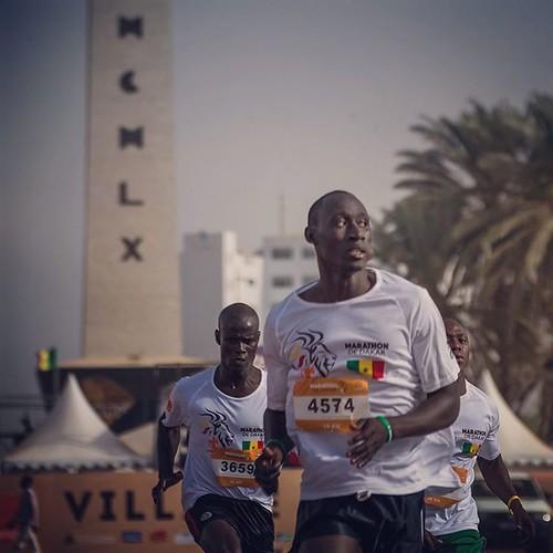 Dakar Marathon 2017 #dakarlives