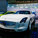 Concept car of Electric Mercedes-Benz SLS