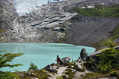 Laguna e Glaciar Huemul (Mauro JR Silva) Tags: laguna glaciar huemul chalten argentina patagonia