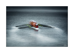 Lasting impressions (Mike Hankey.) Tags: penrith conceptual rowing nationals published