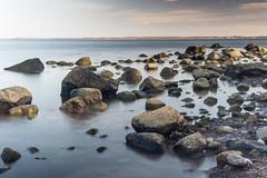 The walk (michael_hamburg69) Tags: brodten germany deutschland schleswigholstein ostsee balticsea naturstrand gravelbeach kiesstrand brodtenersteilufer nature coast steilküste