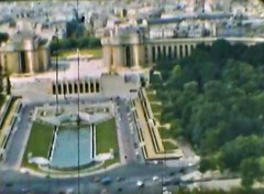 Film Reisen Paris08 Eiffelturm Aussicht (rerednaw_at) Tags: schmalfilmnormalacht vergangenheit reisen paris eiffelturm aussicht