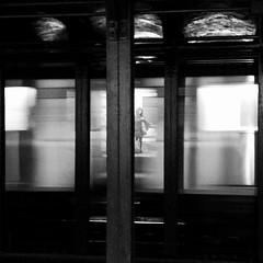 Bette (ShelSerkin) Tags: shotoniphone hipstamatic iphone iphoneography squareformat mobilephotography streetphotography candid portrait street nyc newyork newyorkcity gothamist blackandwhite