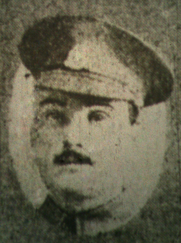 Pte. H.E. Drake, Suffolks, Oulton Broad, missing now reported dead.