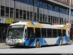 Halifax Transit #1230 (vb5215's Transportation Gallery) Tags: halifax transit 2016 nova bus lfs