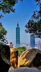 IMG_20170328_142800 (lauwen66) Tags: taipei taiwan 台灣 台北 101 象山