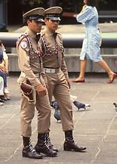 SAN JOSE POLICE (ADRIANO ART FOR PASSION) Tags: costarica ricordi americacentrale polizia coppia police sanjose
