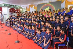 An Apt Answer to the Kaveri Water Issue by 160 Students of Alpine Public School ! (11)