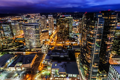 A evening to remember (Endless Reflection Photography) Tags: bellevue bellevuecollection bellevueful whotelbellevue bellevuetower microsoft lincolnsquareexpansion lse lincolnsquare glyconstruction longexposure longexposurebellevue bellevuesquare seattle endlessreflectionphotography cmerchant1 ereflectionphotos pnw kemperdevelopment bvue blvu bellevuehistory