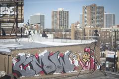 CMW (Rodosaw) Tags: documentation of culture chicago graffiti photography street art subculture lurrkgod cmw julz nome