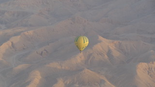Landing in the Desert
