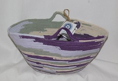 """Large Tote Basket #0387 • <a style=""""font-size:0.8em;"""" href=""""http://www.flickr.com/photos/54958436@N05/14236978138/"""" target=""""_blank"""">View on Flickr</a>"""