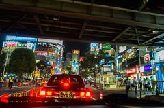 Shibuya/Tokyo (mila-sera) Tags: japan tokyo pentax nightview nighr da15mm k5iis