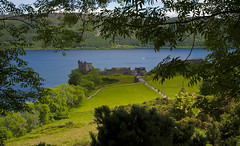 "Urquhart Castle (mcmillant75) Tags: scotland urquhartcastle lochness ""flickraward5"""