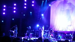 Warpaint @ Celebrate Brooklyn! 6/26/14