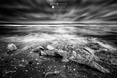 Seascape after the storm (immaginEmozioni Photography) Tags: blackandwhite italy panorama costa mer white seascape storm black tourism beach water gua canon photography coast mar photo blackwhite rocks long exposure italia infinity stormy location bn 7d  paysage acqua  impression spiaggia bianconero biancoenero adriatic manfrotto emiliaromagna  adriatica  adriatico romagna immagine                  500px          immaginemozioni immaginemozioniphotographycanon immaginemozioniphotography