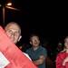 Fans de foot - Lausanne, Fan zone Bellerive - Coupe du Monde 2014 - Durant le match Suisse - Honduras