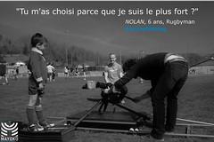 Tournage vidéo - Monsanto / Peyrehorade Sport Rugby