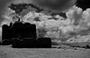 Cessford Castle Mono #stcuthbertsway #OUMS #leshainesimages #dailyshoot (Leshaines123) Tags: light colour art texture monochrome contrast canon lumix photography eos mono photo interestingness artwork flickr foto panasonic explore northumberland facebook twitter stcuthbertsway anawesomeshot dazzlingshot oums vividstriking pinterest leshaines leshainesimages leshaines123 bestofshots