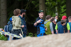 Dirtmasters'14 - Sunday (TobbiH.) Tags: wood summer sport nikon action mountainbike downhill event mtb freeride bycicle winterberg d700