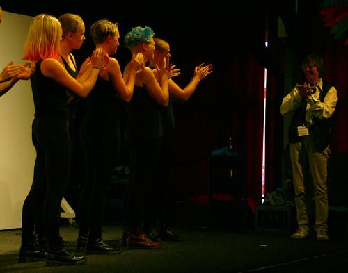 Egalias Döttrar 4 Femenistiskt Festival Nordiskt Forum