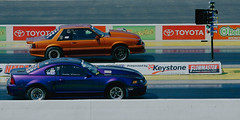 (IForgotMyBurnerKeyOnce) Tags: cars sports canon photography is action mark smoke n racing 66 300mm route telephoto ii l burnout motorsports dragracing 6d f4l usm1d eff4lisusmef
