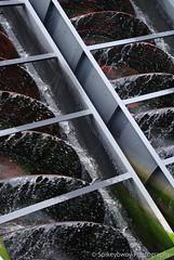 The weekend starts here (spikeybwoy - Chris Kemp) Tags: motion fun movement weekend engineering structure activity splash teesside turbine tees teesbarrage rivertees furrbine